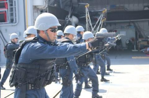 派遣海賊対処行動水上部隊(24次隊) 護衛艦「ゆうぎり」隊員の記録21