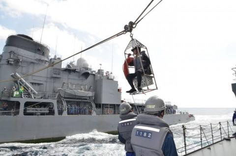 平成27年度外洋練習航海10【海上自衛隊一般幹部候補生課程(部内)】No02