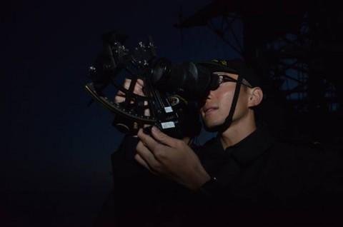 平成27年度外洋練習航海10【海上自衛隊一般幹部候補生課程(部内)】No03