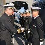 平成27年度外洋練習航海10【海上自衛隊一般幹部候補生課程(部内)】