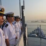 平成27年度外洋練習航海5【海上自衛隊一般幹部候補生課程(部内)】