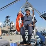 平成27年度外洋練習航海6【海上自衛隊一般幹部候補生課程(部内)】