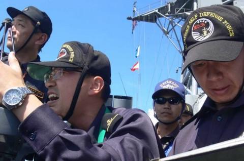 平成27年度外洋練習航海(部内)の様子No7
