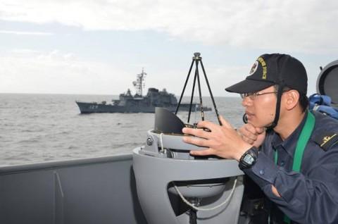 平成27年度外洋練習航海(部内)1