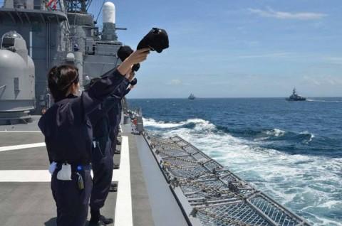 平成27年度外洋練習航海(部内)3