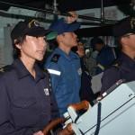 平成27年度外洋練習航海7【海上自衛隊一般幹部候補生課程(部内)】