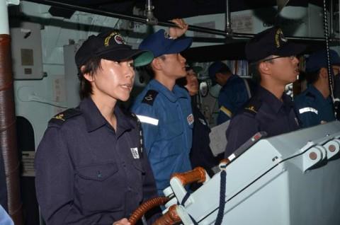 平成27年度外洋練習航海(部内)4