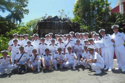 平成27年度外洋練習航海(部内)6
