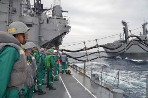 平成27年度外洋練習航海(部内)の記録3