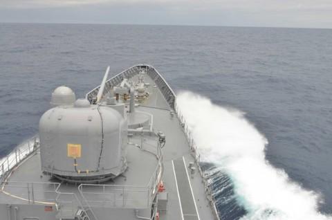 平成27年度外洋練習航海(部内)の記録4