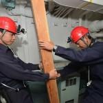 平成27年度外洋練習航海8【海上自衛隊一般幹部候補生課程(部内)】