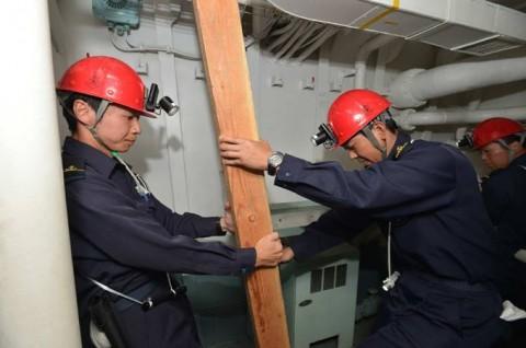 平成27年度外洋練習航海(部内)の記録5