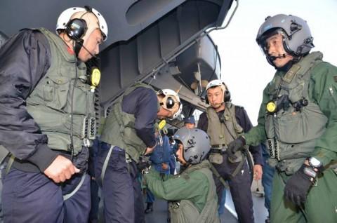 平成27年度外洋練習航海9【海上自衛隊一般幹部候補生課程(部内)】01