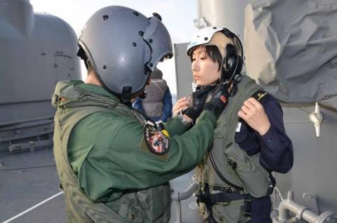 平成27年度外洋練習航海9【海上自衛隊一般幹部候補生課程(部内)】02