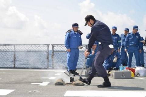 平成27年度外洋練習航海9【海上自衛隊一般幹部候補生課程(部内)】04