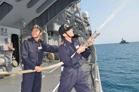 平成27年度外洋練習航海9【海上自衛隊一般幹部候補生課程(部内)】05