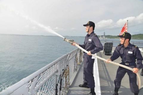 平成27年度外洋練習航海9【海上自衛隊一般幹部候補生課程(部内)】06