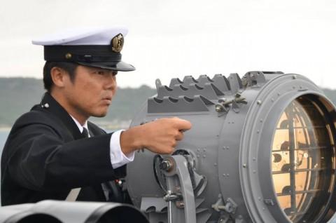 平成27年度外洋練習航海9【海上自衛隊一般幹部候補生課程(部内)】08