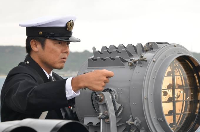 平成27年度外洋練習航海9【海上自衛隊一般幹部候補生課程(部内)】