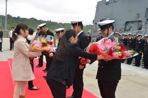 平成27年度外洋練習航海9【海上自衛隊一般幹部候補生課程(部内)】09