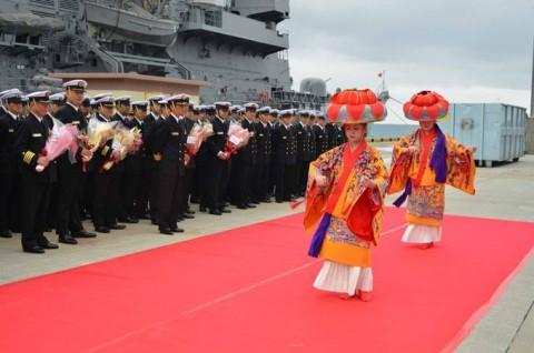 平成27年度外洋練習航海9【海上自衛隊一般幹部候補生課程(部内)】11