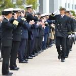 海上自衛隊 一般・飛行幹部候補生学校 卒業式 facebook