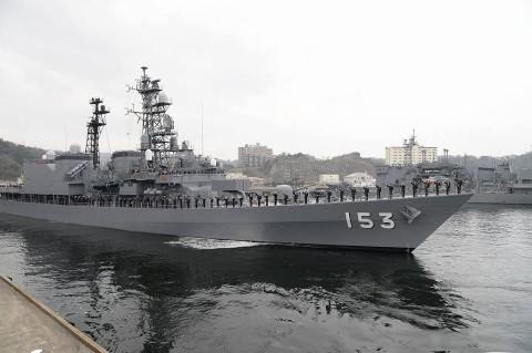 護衛艦「ゆうだち」出国行事 派遣海賊対処行動水上部隊(24次)no5