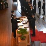 海上自衛隊 幹部候補生学校 卒業式[平成27年度] facebook