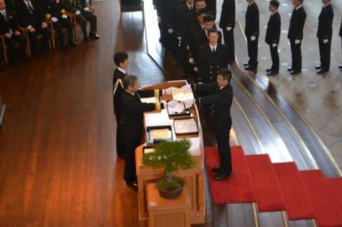 海上自衛隊 幹部候補生学校 卒業式[平成28年] facebook1