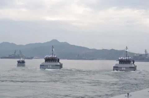 海上自衛隊 幹部候補生学校 卒業式[平成28年] facebook3