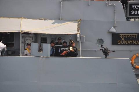 米国主催第4回国際掃海訓練 海上自衛隊facebook2