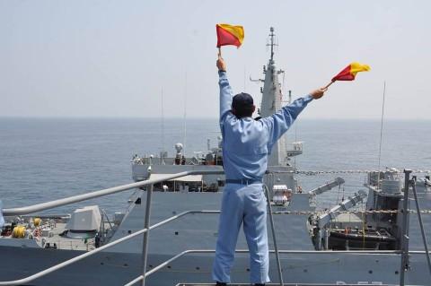 米国主催第4回国際掃海訓練 海上自衛隊facebook3