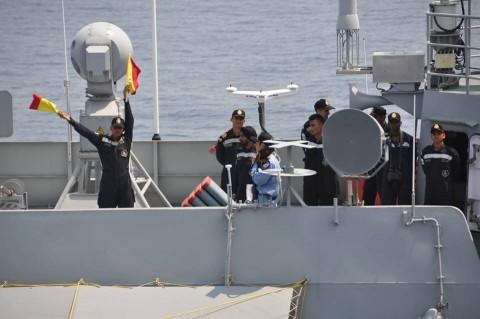 米国主催第4回国際掃海訓練 海上自衛隊facebook4