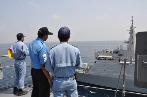 米国主催第4回国際掃海訓練 海上自衛隊facebook5