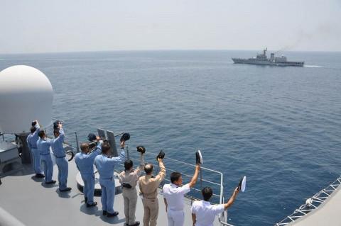 米国主催第4回国際掃海訓練 海上自衛隊facebook6