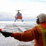 砕氷艦「しらせ」(南極観測船)による豪観測隊員等の輸送 海上自衛隊