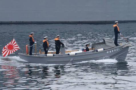 海上自衛隊の護衛艦に初の女性艦長就任1