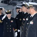 海上自衛隊護衛艦 初の女性艦長 大谷三穂2佐(護衛艦やまぎり)