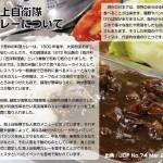 防衛省英文広報パンフレット「JDF 3月号」コラム『Japanese Curry』の日本語訳
