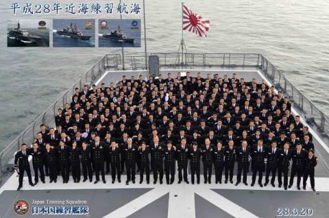 近海練習航海(練習艦隊)1