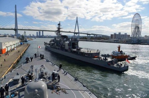 近海練習航海(練習艦隊)3