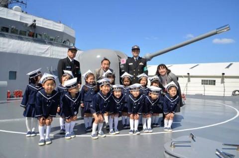 近海練習航海(練習艦隊)5