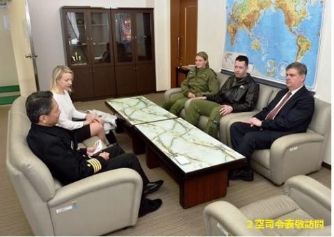 日米加共同訓練に参加のためカナダ空軍が八戸航空基地に来訪4