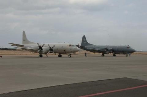 日米加共同訓練に参加のためカナダ空軍が八戸航空基地に来訪6