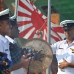 日スリランカ親善訓練 護衛艦「ゆうだち」・「ゆうぎり」隊員の記録