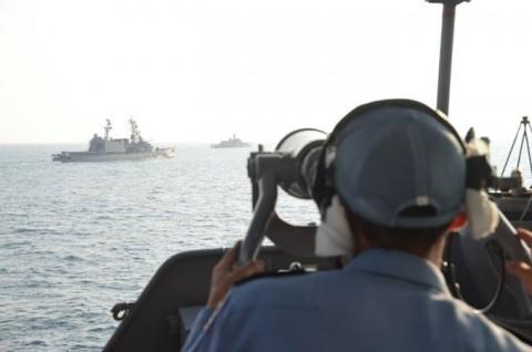 日スリランカ親善訓練 護衛艦「ゆうだち」・「ゆうぎり」隊員の記録5