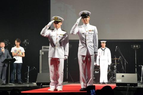 東京ボーイズコレクション 海上自衛隊facebook1