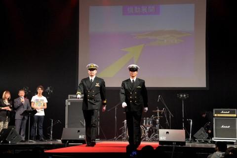 東京ボーイズコレクション 海上自衛隊facebook2