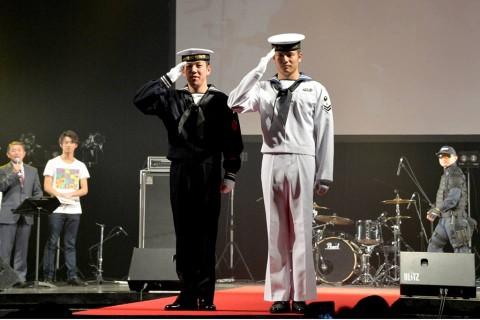 東京ボーイズコレクション 海上自衛隊facebook3