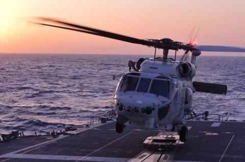 派遣海賊対処行動水上部隊(23次隊) 護衛艦「すずなみ」、「まきなみ」隊員の記録05